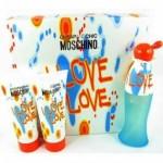 Moschino I Love Love RINKINYS EDT moterims 100lm.