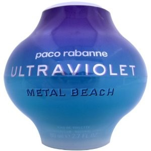 Paco Rabanne Ultraviolet Metal Beach EDT 80ml. moterims