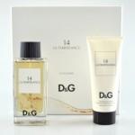 Dolce & Gabbana La Temperance 14 EDT moterims 100ml.RINKINYS