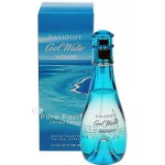 Davidoff Cool Water Pure Pacific EDT moterims 100ml.